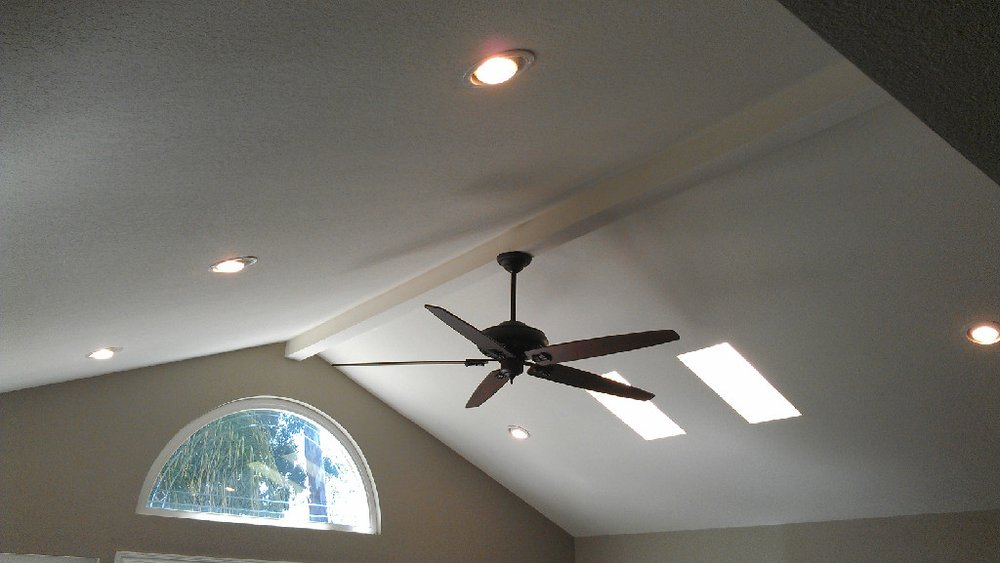 Ensuring Proper Ceiling Fan Installation With Vaulted Ceilings